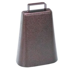 Stagg CB307BK 7.5 inch Cowbell