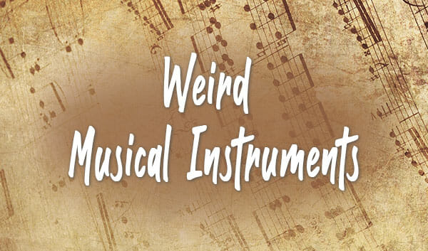 7 Weird Musical Instruments That Are Used To Produce Horror Sounds